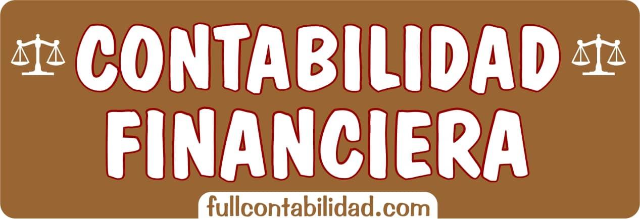 Contabilidad Financiera - Full Contabilidad