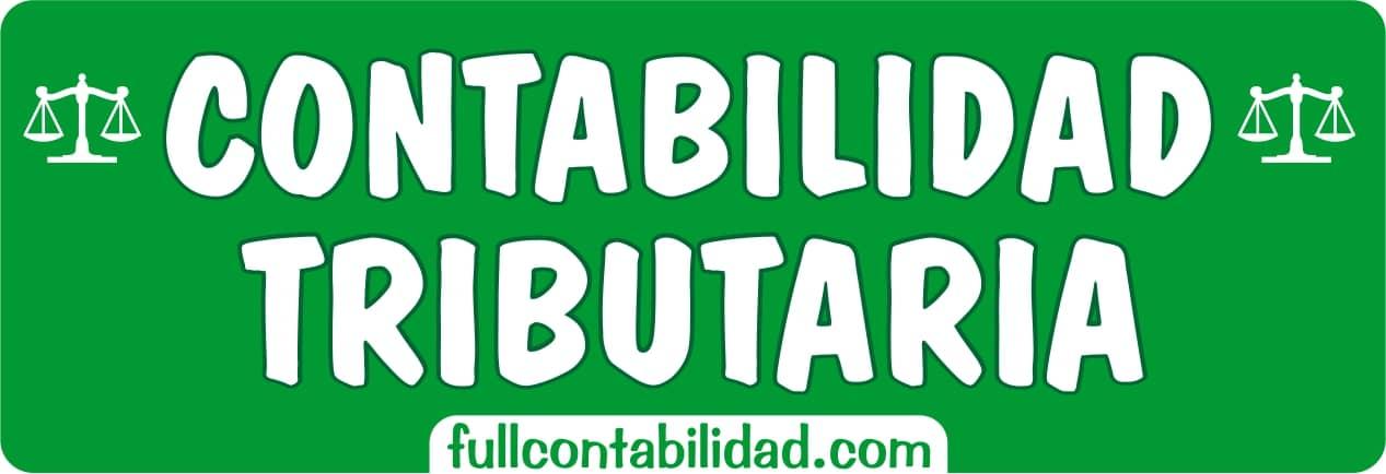 Contabilidad Tributaria - Full Contabilidad
